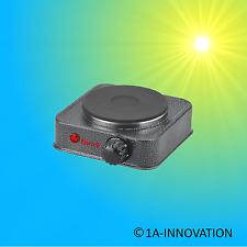 Solar Herdplatte Camping Kochplatte 500 Watt für Spannungswandler 1000W 230V