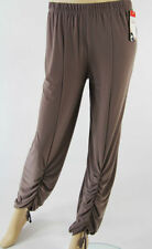 MAGNA Damenhosen mit mittlerer Bundhöhe aus Polyester
