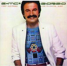 Giorgio Moroder - E=Mc2 [New CD] Germany - Import