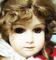 NEW ANTIQUE REPRODUCTION HALOPEAU H PATRICIA LOVELESS DOLL WORLD GALLERY USPS