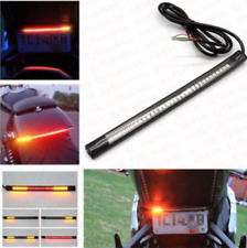Motorcycle LED Light Stripe Brake Tail Light Turn Signal For Bobber Cafe Racer