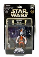 Star Wars/Tours Daisy Duck As AURRA SING, Series 5 2011 Disney Theme Parks NEW