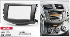 CARAV 07-008 2Din Kit de instalación de radio TOYOTA RAV 4 2006-2012