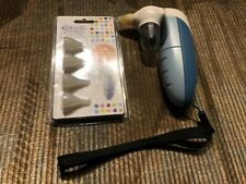 Graco NasalClear Battery Operated Nasal Aspirator & 4 replacement tips 1750364
