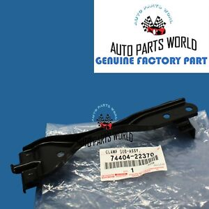GENUINE LEXUS IS250/350 GS350 RC300 GS200t BATTERY HOLD DOWN CLAMP 74404-22370