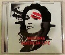 AMERICAN LIFE [Clean-Enhanced] by MADONNA (CD, 2003-USA-Warner B.) Very Good!!!