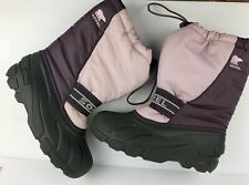 Sorel Women's Snow Boots with Insulated Liners Size 6,