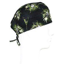 Skull & Pirates theme scrub hat