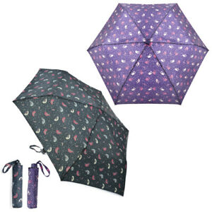 Femmes Drizzles Animal Imprimé Parapluie UU293