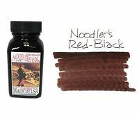 Noodler's Fountain Pen Ink - 3oz Bottle - 19019 - Red-Black