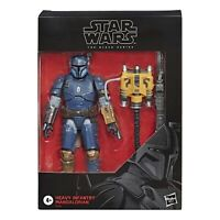 Star Wars The Black Series Heavy Infantry Mandalorian Action Figure - NIB