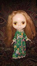 Vintage 1972 Kenner Blythe doll Red Hair with Original Dress 7 lines