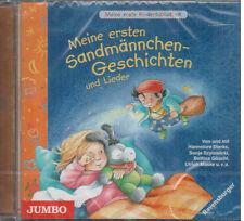Göschl, Dierks, ... Meine ersten Sandmännchen-Geschichten und Lieder - CD - NEU
