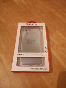 Griffin Identity Clear Classic Hardshell iPhone 6 / 6S Case - Clear