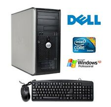 Dell Optiplex Windows XP Pro MT Computer | 4GB RAM | 250GB HDD | Keyboard/Mouse
