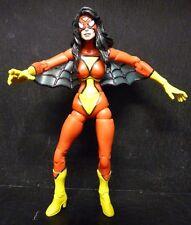 "MARVEL LEGENDS MODOK SERIES. 6 ""spider-woman (AVENGERS / SPIDER-MAN) RARO!"