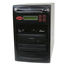 SySTOR 1-1 USB/SD/CF/MS/MMC Multiple Media Flash Backup Copier CD DVD Duplicator