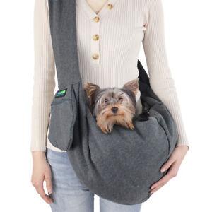 Pet Sling Carriers Shoulder Chest Bag for Small Dog Cat Pig Puppy Travel Shop AU