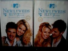 Newlyweds: Nick & Jessica - The Complete First Season (DVD) 2 Slimpak Cases