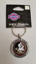 NEW Florida State Enamel Keychain