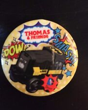 Thomas & Friends Batman Dc Comics Pin - New condition Pbs Kids the Train Sdcc
