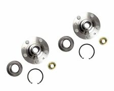 2 Fusion Milan MKZ Front Wheel Hub Bearing Kits With Nut, Clip, Free Shipping