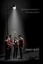 "Jersey Boys (2014) Movie Poster New 24""x36"" Frankie Valli"
