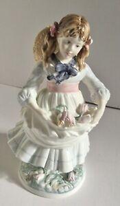 Coalport Golden Age Georgina Figurine