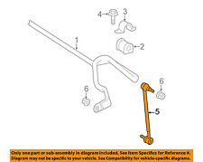 TOYOTA OEM 16-18 Avalon Stabilizer Sway Bar-Front-Stabilizer Link 4882007030