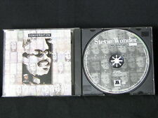 Stevie Wonder. Conversation Peace. Compact Disc. 1995. Made In The U.S.A.