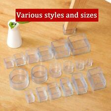 Silicone Table Chair Leg Protection Cover Furniture Feet Pad Cap Protector Set