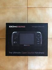 GCW Zero The Ultimate Open Source Handheld Games Console