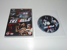 Triangle - Ringo Lam - Manga (DVD, 2008)