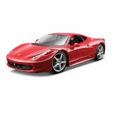 Modellini statici auto rossi per Ferrari