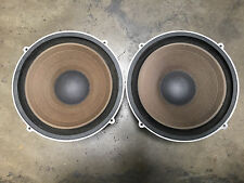 "Wharfedale W70C Woofer (Pair) These are 12"" speakers. (Worldwide Shipping)"