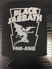 Black Sabbath The End Koozie