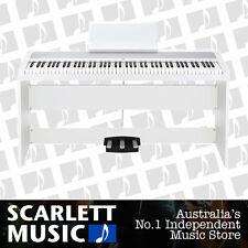 Korg B1-SP 88 Key White Digital Piano w/3-Pedal Stand B1 SP B1SP - **BRAND NEW**