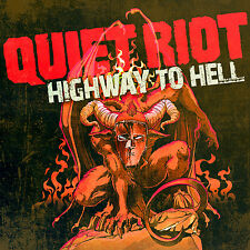 CD Quiet Riot Highway to Hell 2CDs