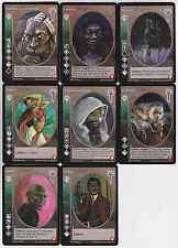 Akunanse Crypt Lot G3/G4 8x Vampires Legacies of Blood/Ebony Kingdom V:TES VTES