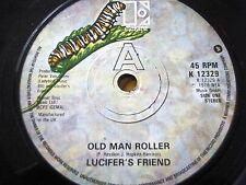 """Lucifer's Friend-Viejo Rodillo de vinilo de 7"""""""