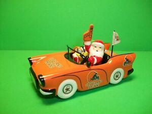 2010 Danbury Mint ~ Cleveland Browns ~ Victory Car (Ornament) ~ NIB