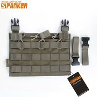 AMP Modular Panel Magazine Pouch Moll Utility for Tactical Vest