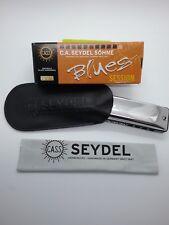 Seydel Blues Session Standard Mundharmonika Tonart G