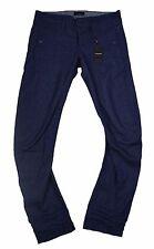 Mens G-STAR RAW Jeans Size W-34 L-34 RCT Deck 3D Low Slim
