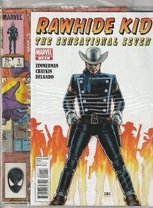 Rawhide Kid Set 1985, 2010 Marvel Herbe Trimbe John Severin Howard Chaykin