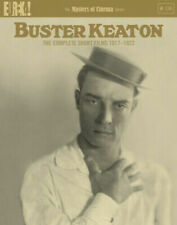 The Complete Buster Keaton Short Films 1917-1923 Masters of Cinema Blu-ray