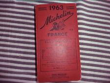 +++Edition Spécial+++Guide Michelin 1963+++     Prix: 22/6    +++
