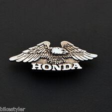 Sm Honda Shadow vt 600 750 Valkylie F6C Goldwing Fury Motorcycle Metal Badge Pin