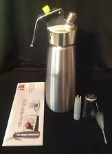 Starbucks cream profi whip dispenser! 2pack!