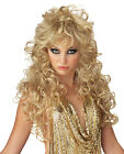 Seduction Girls Gone Wild Adult Costume Wig - Blonde, Black , Brown